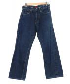 RESOLUTE(リゾルト)の古着「デニムパンツ」|インディゴ