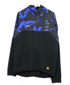 F.C.R.B.(エフシーアールビ)の古着「切替ジャケット」 ブラック