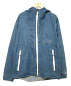THE NORTHFACE PURPLELABEL(ザノースフェイスパープルレーベル)の古着「フーデッドジャケット」 インディゴ