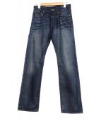 G-STAR RAW(ジースターロウ)の古着「デニムパンツ」|インディゴ