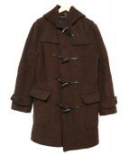 LONDON Tradition(ロンドントラディション)の古着「ダッフルコート」 ブラウン