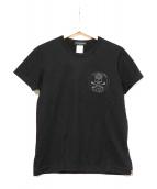 Mastermind JAPAN(マスターマインドジャパン)の古着「Tシャツ」|ブラック