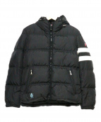 GUILD PRIME(ギルドプライム)の古着「ダウンジャケット」|ブラック