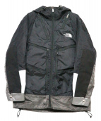 JUNYA WATANABE CDG(ジュンヤワタナベコムデギャルソン)の古着「Trail Pack カスタマイズJKT」 ブラック