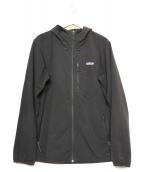 Patagonia(パタゴニア)の古着「デズロンジャケット」|ブラック