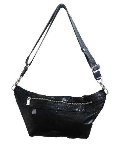 aniary(アニアリ)aniary (アニアリ) ショルダーバッグ ブラックの古着・服飾アイテム