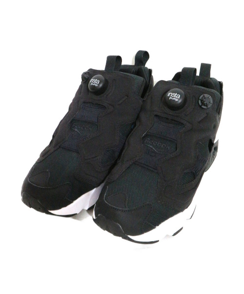 REEBOK(リーボック)REEBOK (リーボック) INSTAPUMP FURY OG ブラック サイズ:表記24.5cm DV6985の古着・服飾アイテム