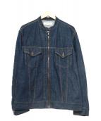 VAINL ARCHIVE(バイナルアーカイブ)の古着「デニムジャケット」|インディゴ