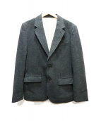 WACKO MARIA(ワコマリア)の古着「ウールテーラードジャケット」|グリーン
