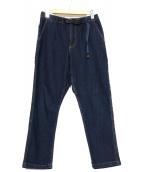 GRAMICCI(グラミチ)の古着「デニムクライミングパンツ」|ブルー
