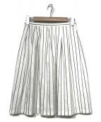 BRAHMIN(ブラーミン)の古着「スカート」|ホワイト