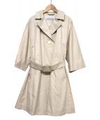 J&M DAVIDSON(ジェイエムデビッドソン)の古着「スプリングコート」|アイボリー
