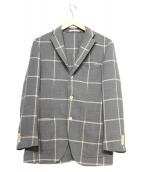 RING JACKET(リングジャケット)の古着「テーラードジャケット」|グレー