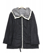 PRADA SPORTS(プラダスポーツ)の古着「リバーシブルジャケット」|ブラック