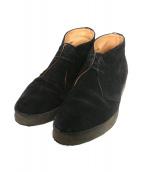 SANDERS(サンダース)の古着「チャッカーブーツ」|ブラック