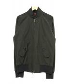 BARACUTA(バラクータ)の古着「G-9ジャケット」|ブラック
