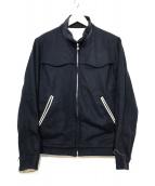 SASQUATCHfabrix.(ザスクワッチファブリックス)の古着「ウールジャケット」|ネイビー