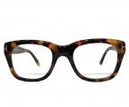 TOM FORD(トム フォード)の古着「伊達眼鏡」|ブラウン×ブラック