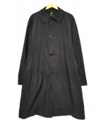 Paul Smith(ポールスミス)の古着「ステンカラーコート」|ブラック