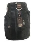 TUMI(トゥミ)の古着「ワンショルダーバッグ」|ブラック