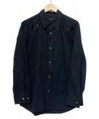 FULLCOUNT(フルカウント)の古着「長袖シャツ」|ブラック