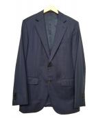ESTNATION(エストネーション)の古着「セットアップスーツ」 ネイビー