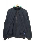 Patagonia(パタゴニア)の古着「フリースジャケット」 ブラック