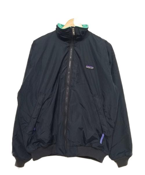 Patagonia(パタゴニア)Patagonia (パタゴニア) フリースジャケット ブラック サイズ:12の古着・服飾アイテム