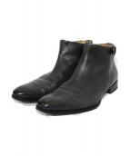 INTERESSA(インテレッサ)の古着「サイドゴアブーツ」|ブラック