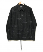 FACETASM()の古着「コーチジャケット」 ブラック