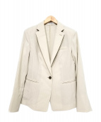 SOFUOL(ソフール)の古着「テーラードジャケット」|アイボリー