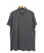 ARCTERYX(アークテリクス)の古着「Skyline SS Shirt」 グレー