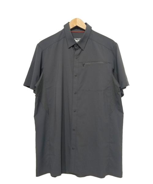 ARCTERYX(アークテリクス)ARCTERYX (アークテリクス) Skyline SS Shirt グレー サイズ:sの古着・服飾アイテム