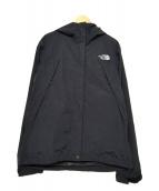 THE NORTH FACE(ザノースフェイス)の古着「スクープジャケット」 ブラック