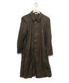 UNDERCOVER(アンダーカバー)の古着「比翼シャツコート」
