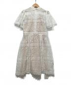 EmiriaWiz(エミリアウィズ)の古着「レースワンピース」 ホワイト