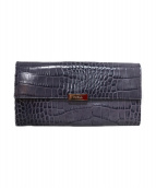 FURLA(フルラ)の古着「長財布」|グレー