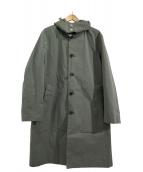 MACKINTOSH(マッキントッシュ)の古着「ステンカラーコート」|グレー