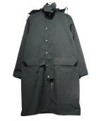 Barbour(バブアー)の古着「2LAYERコート」|ブラック