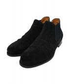 POLPETTA(ポルペッタ)の古着「サイドゴアブーツ」 ブラック