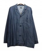 Sunny Sports(サニースポーツ)の古着「テーラードジャケット」 インディゴ