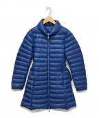 MARELLA SPORTS()の古着「ダウンコート」 ブルー