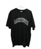 THE BLACK EYE PATCH(ザブラックアイパッチ)の古着「半袖カットソー」|ブラック