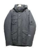 MAMMUT(マムート)の古着「ダウンジャケット」|グレー