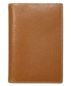 HERMES(エルメス)の古着「手帳カバー」|キャメル