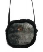 UGG(アグ)の古着「ショルダーバッグ」|ブラック