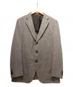 ISAIA(イザイア)の古着「テーラードジャケット」 グレー