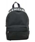 BALENCIAGA(バレンシアガ)の古着「バックパック」|ブラック