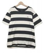 ()の古着「半袖Tシャツ」|ホワイト×ブラック