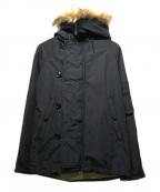SPIEWAK(スピワック)の古着「N-2Bジャケット」|ブラック